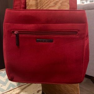 Nine West Deep Red Woman's Purse
